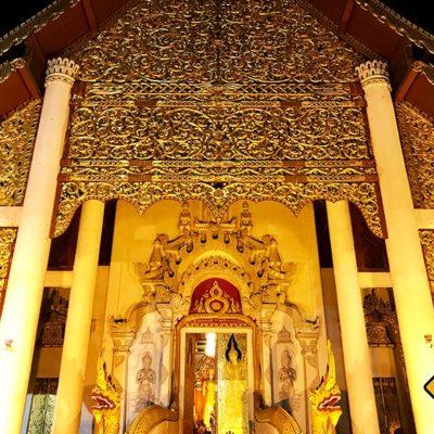 Wihan Luang Tempel