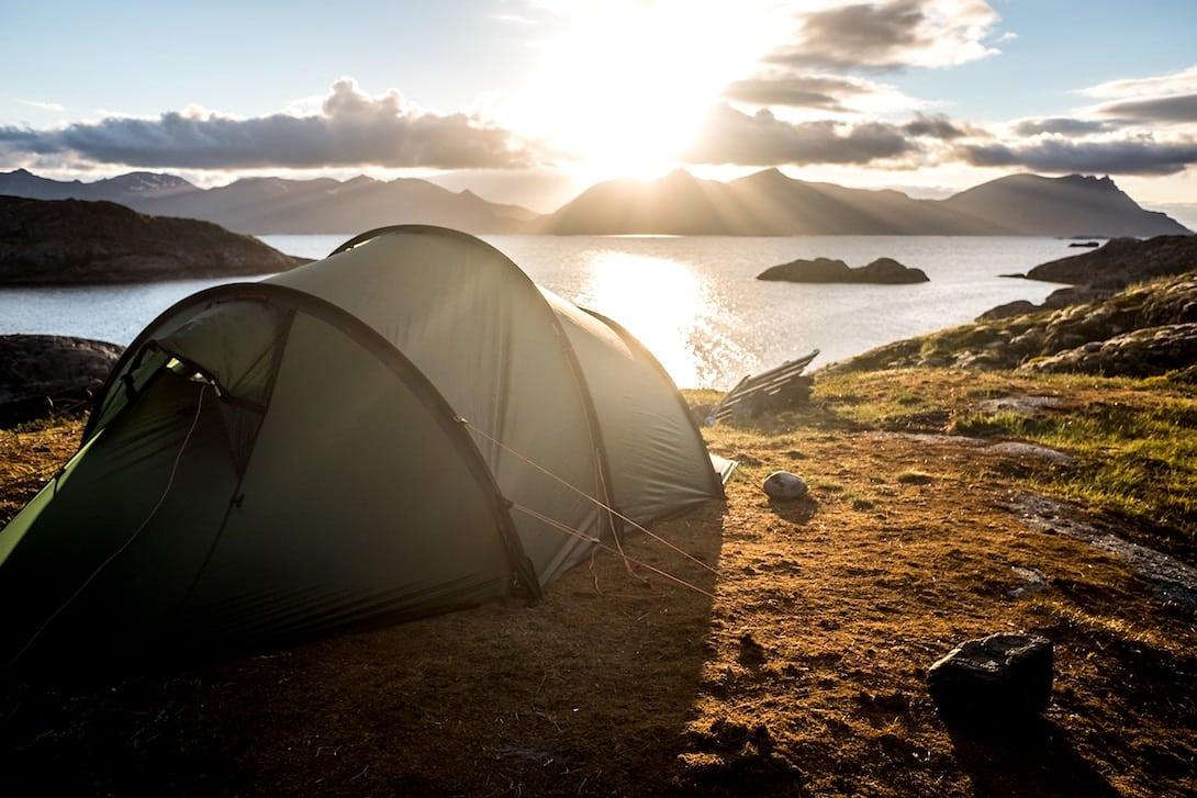 Wildcamping Europa Norwegen Henningsvaer
