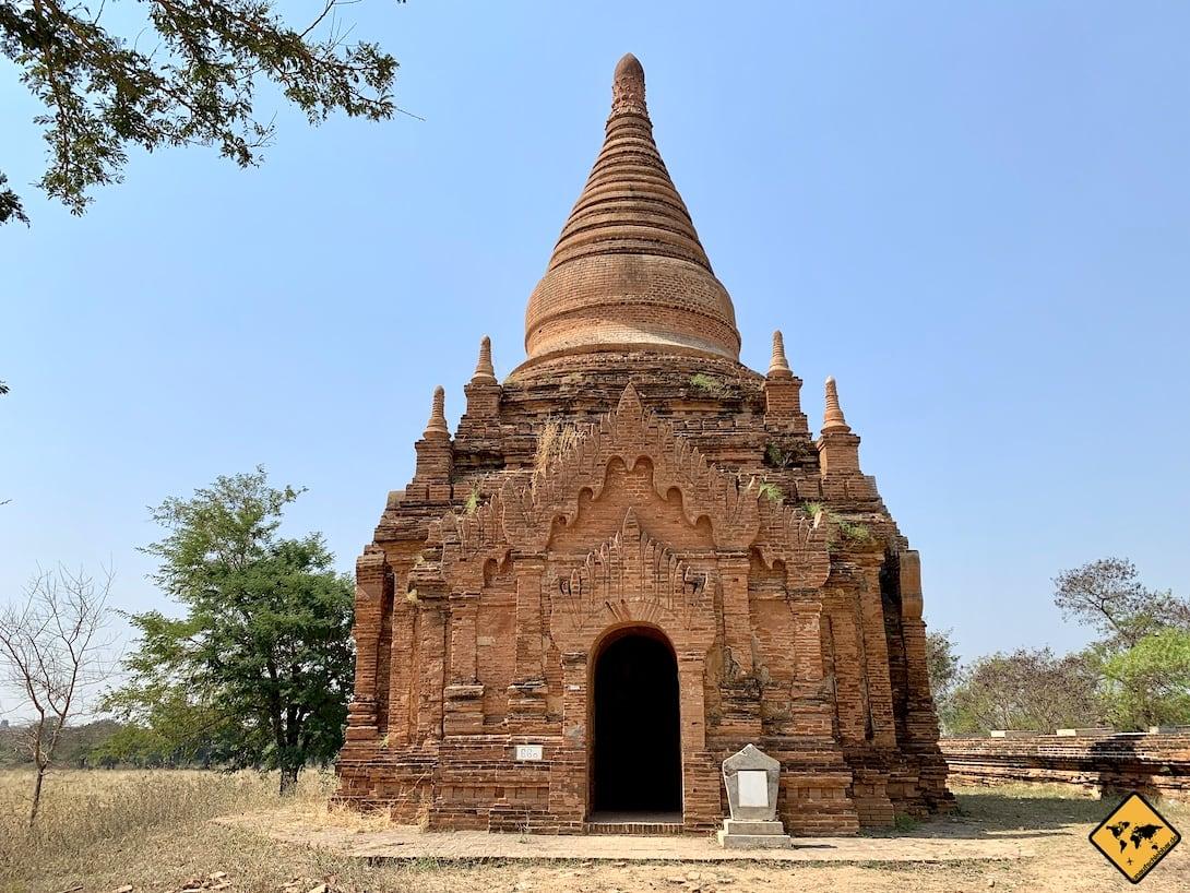 Winido Tempel Bagan