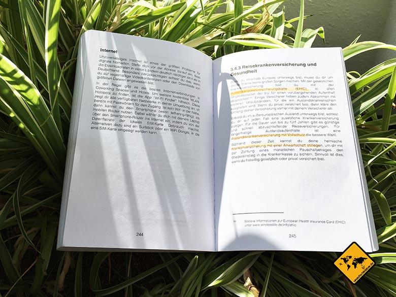 Wireless Life Guide PDF Inhalt Rechtsform Reisekrankenversicherung