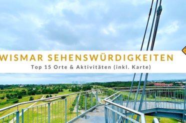 Top 15 Aktivitäten und Sehenswürdigkeiten in Wismar (mit Karte)