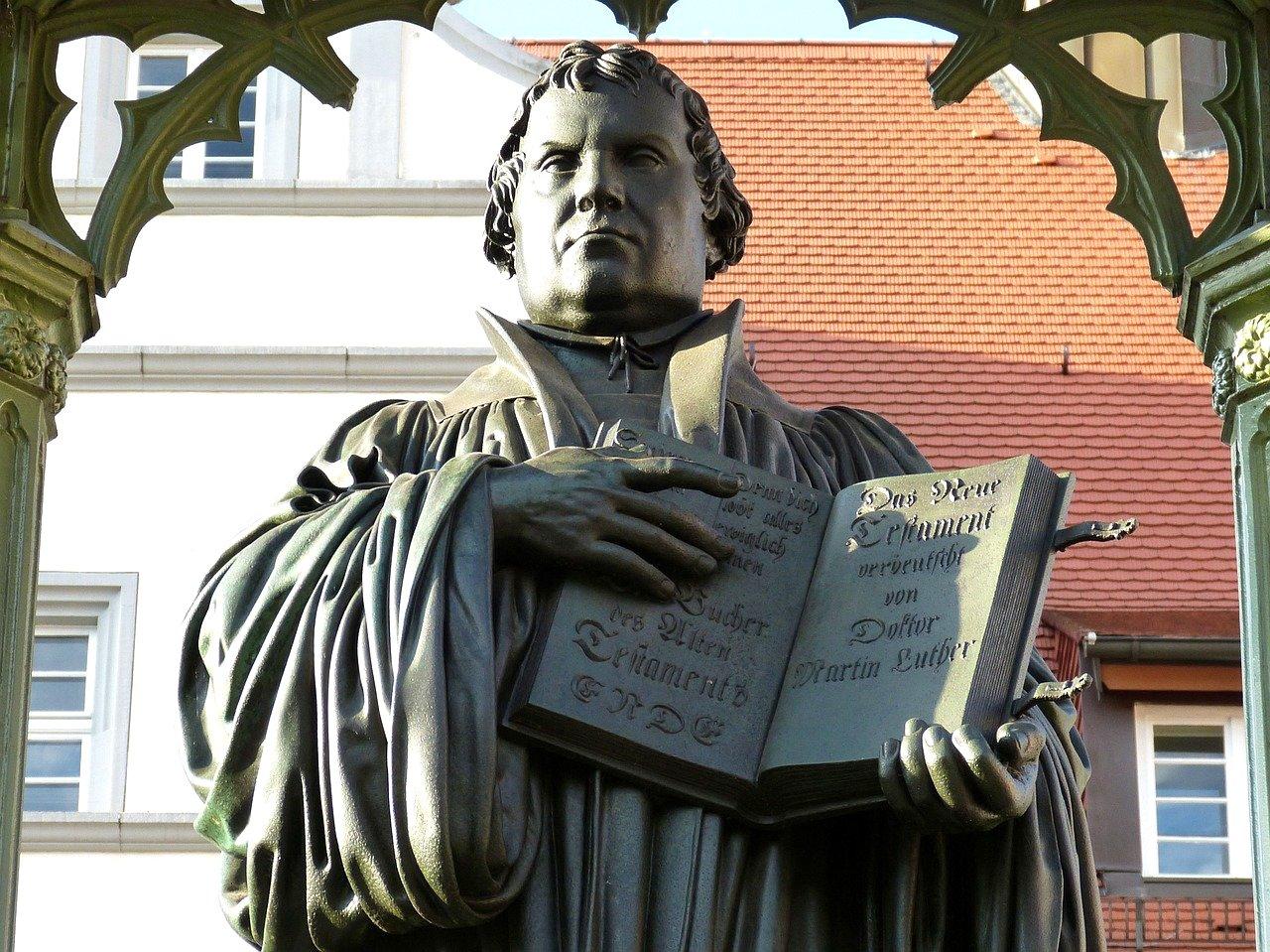 Wittenberg Luther Denkmal
