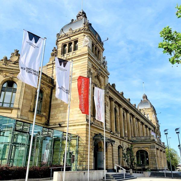 Wuppertal Sehenswürdigkeiten historische Stadthalle