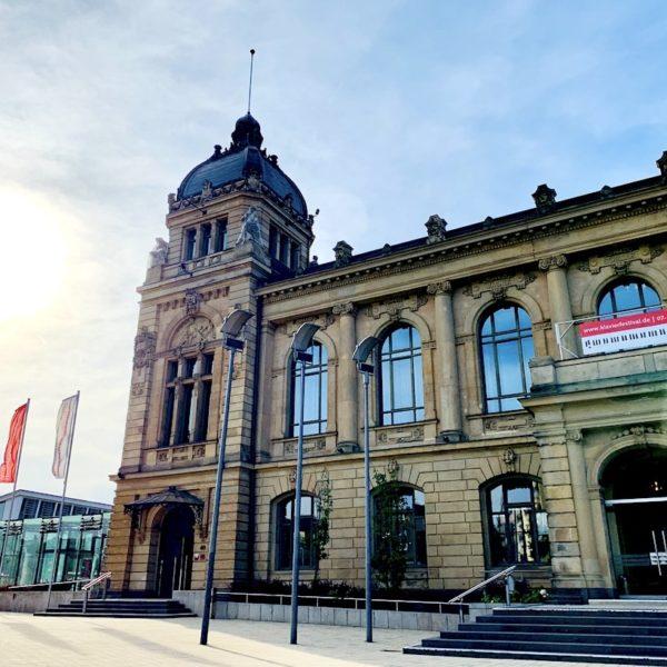 Wuppertal historische Stadthalle