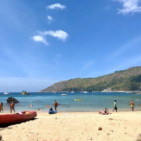 Yanui Beach Phuket Strand