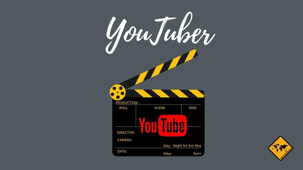 YouTuber von Zuhause arbeiten Jobs