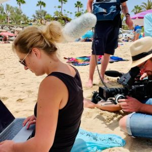ZDF 37 Grad Jenny Christian unaufschiebbar Jenny Strand Gran Canaria Kanaren Puerte Rico