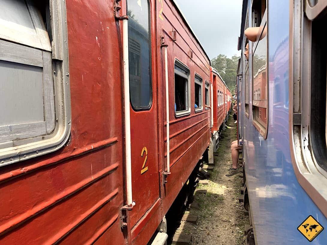 Züge Sri Lanka