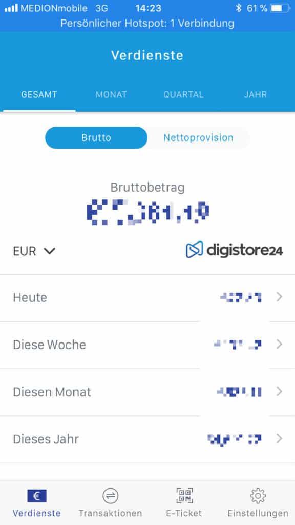DigiStore24 app