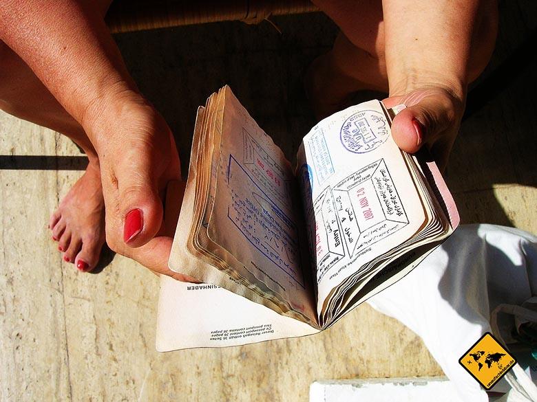 digitale Nomaden Steuern Reisepass Perpetual Traveler