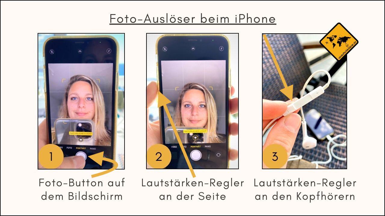 iPhone Fotoauslöser