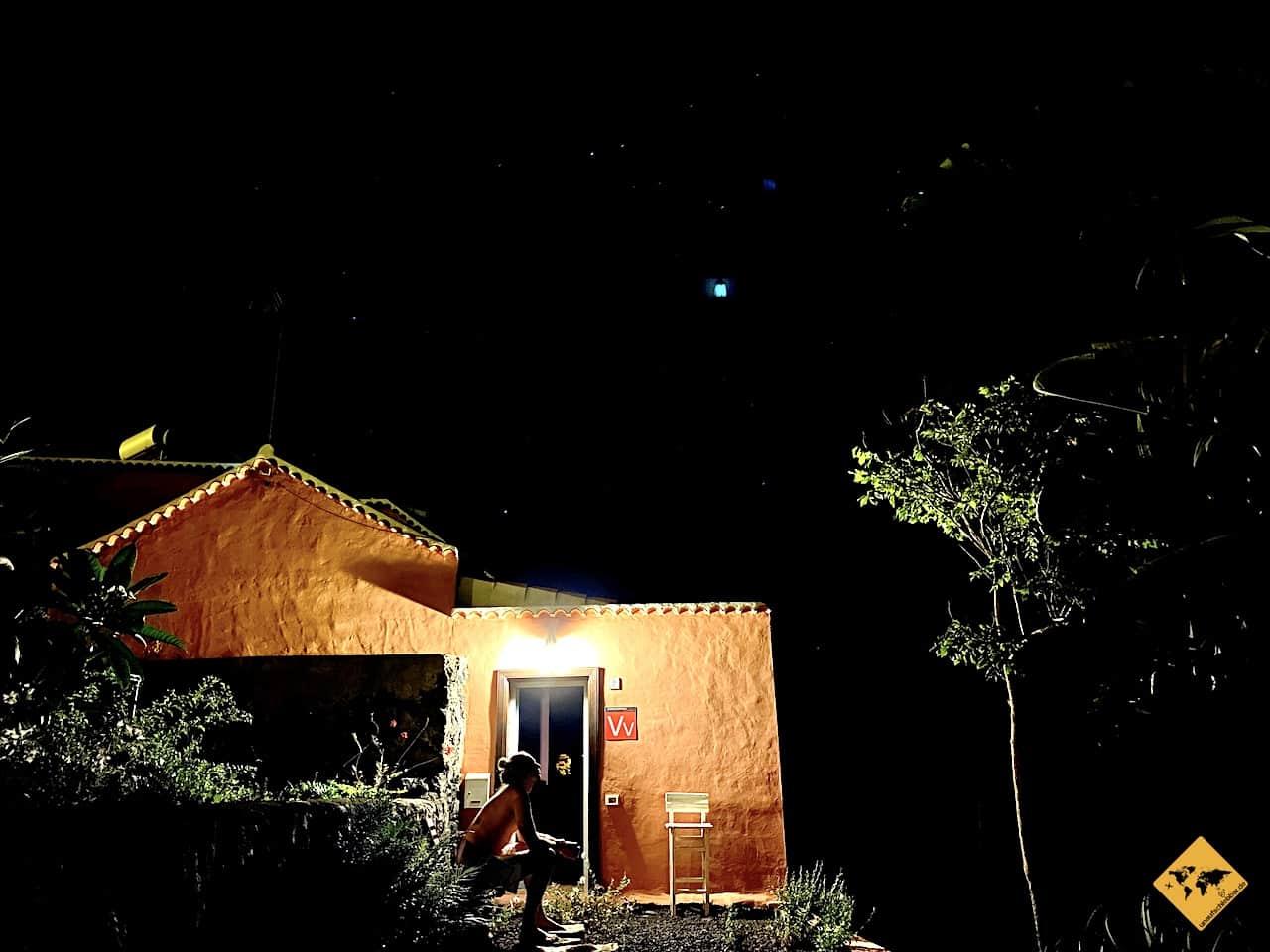 iPhone Sterne fotografieren Lichtquelle