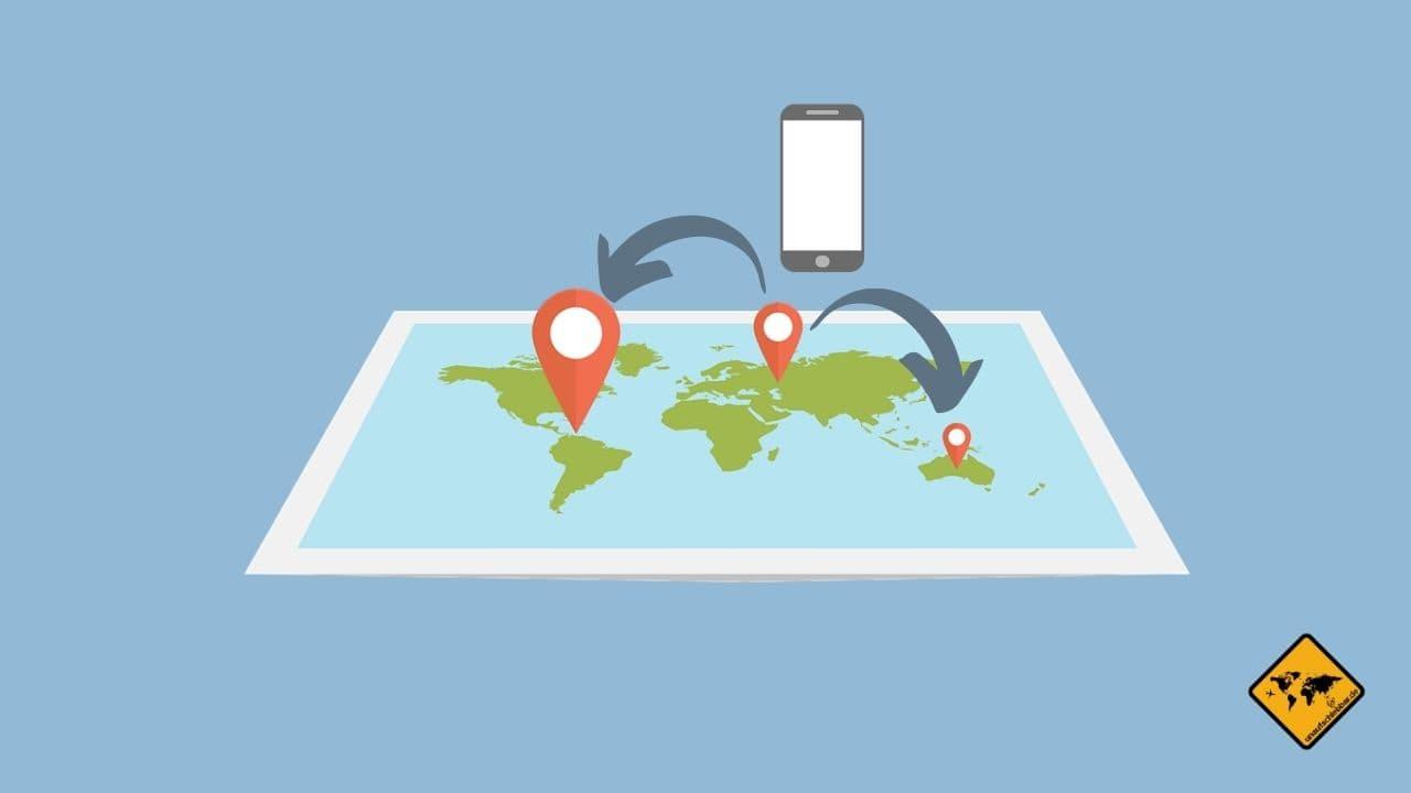 kostenlos ins Ausland telefonieren kannst Festnetz online Handy App