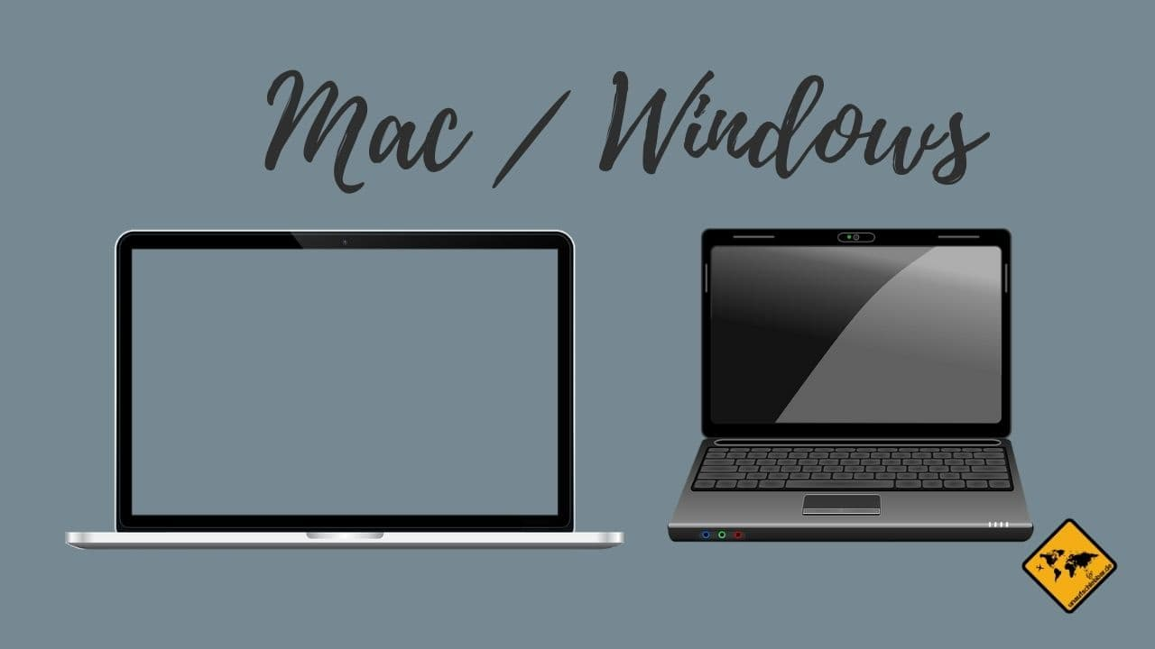 remote arbeiten Mac Windows