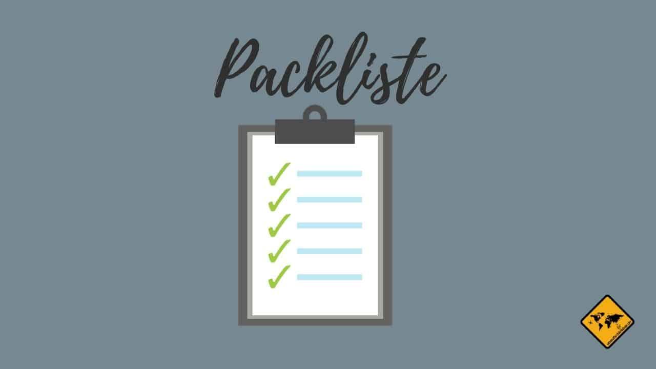 remote arbeiten Packliste