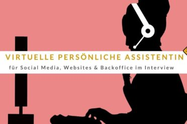 Virtuelle persönliche Assistentin für Social Media, Websites & Backoffice